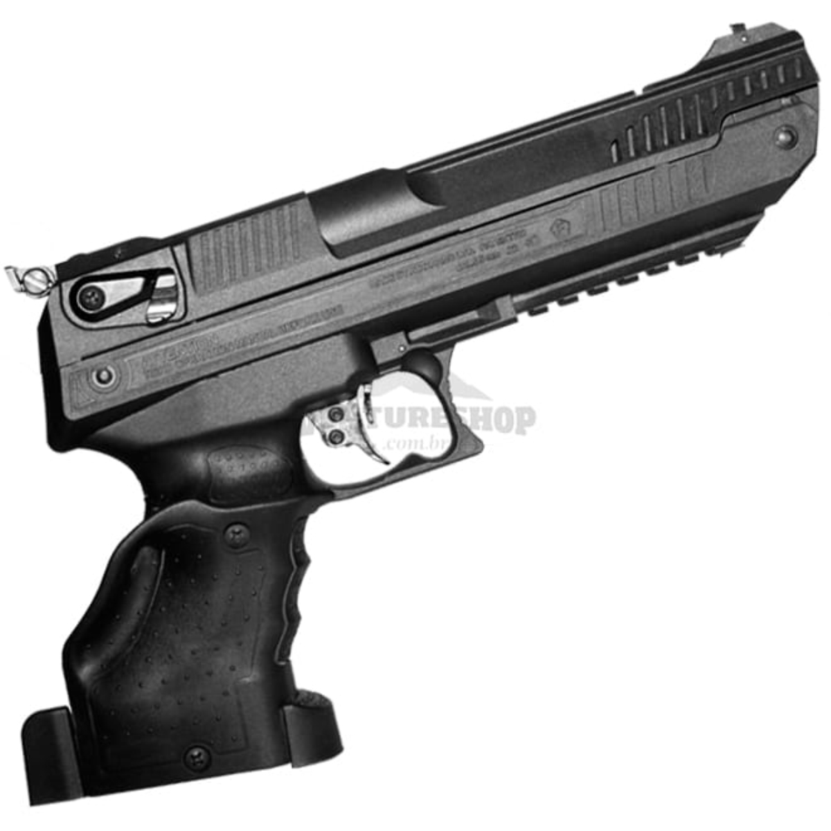 Pistola Airsoft Smith   Wesson M4505 Slide Metal - CyberGun ... 8fefb7aed0