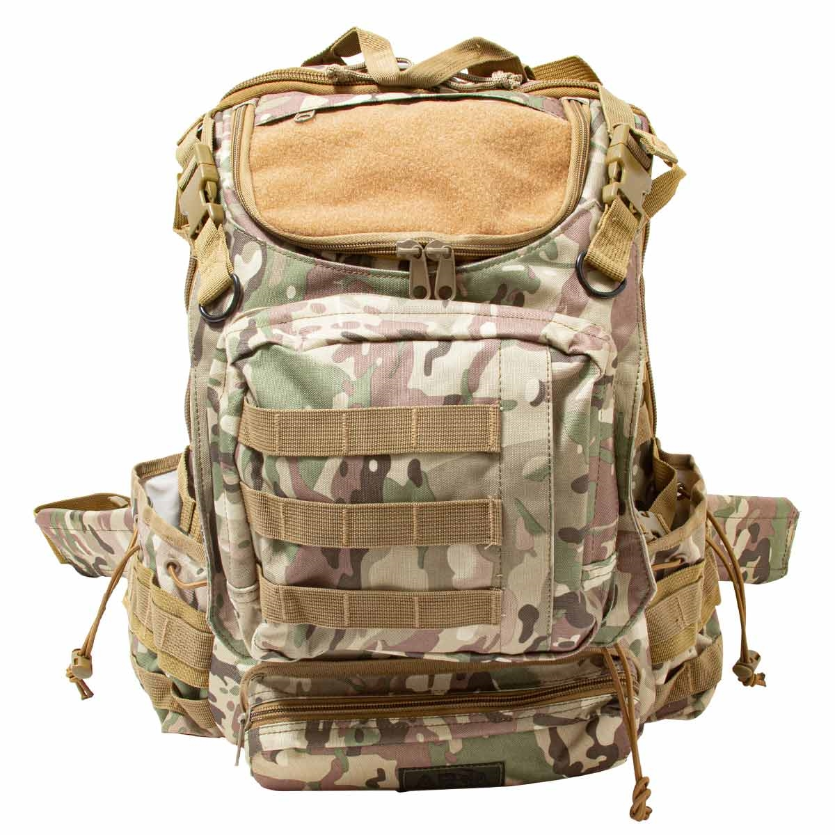 7782a4fd9 Mochila Tática 3 Day Assault Pack - Camuflada BK5044 - VentureShop