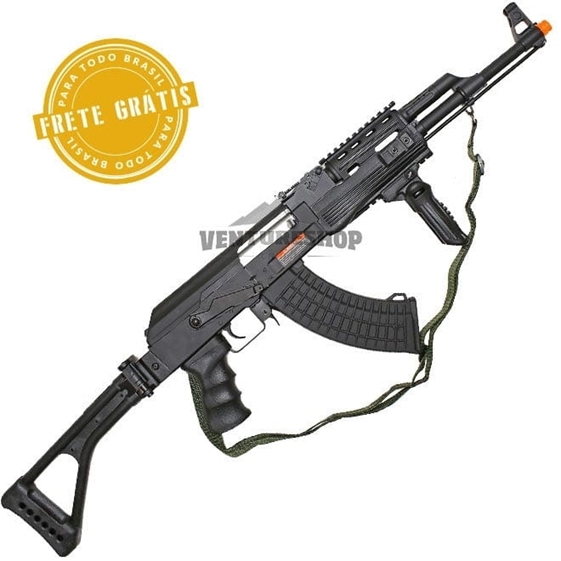 Arma de Airsoft AK47 Tactical CYMA CM028U