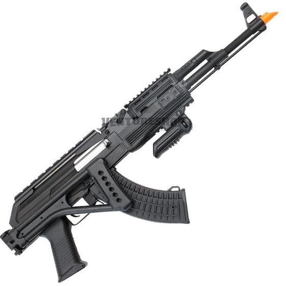 Arma de Airsoft AK47 Tactical FULL METAL CYMA CM039U