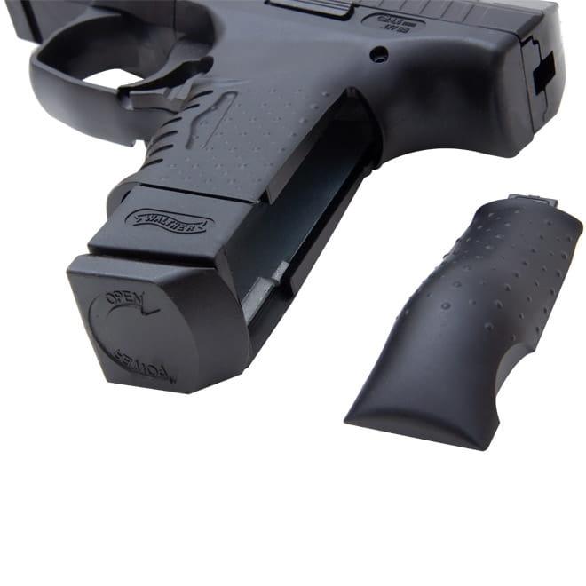 Pistola de Pressão a Gás CO2 Blowback Walther CP99 Compact 4 5mm Slide Metal